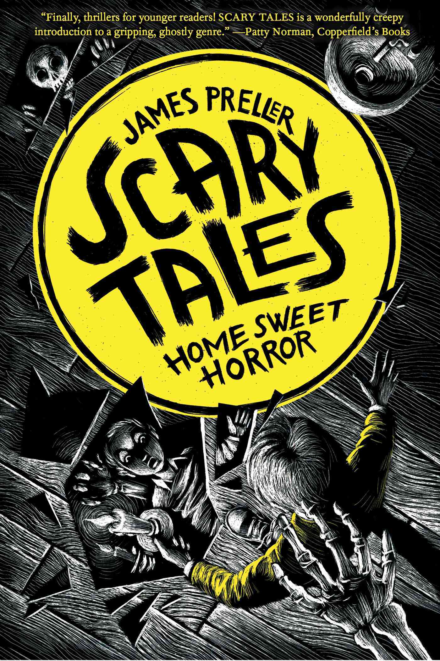 Home Sweet Horror By Preller, James/ Bruno, Iacopo (ILT)